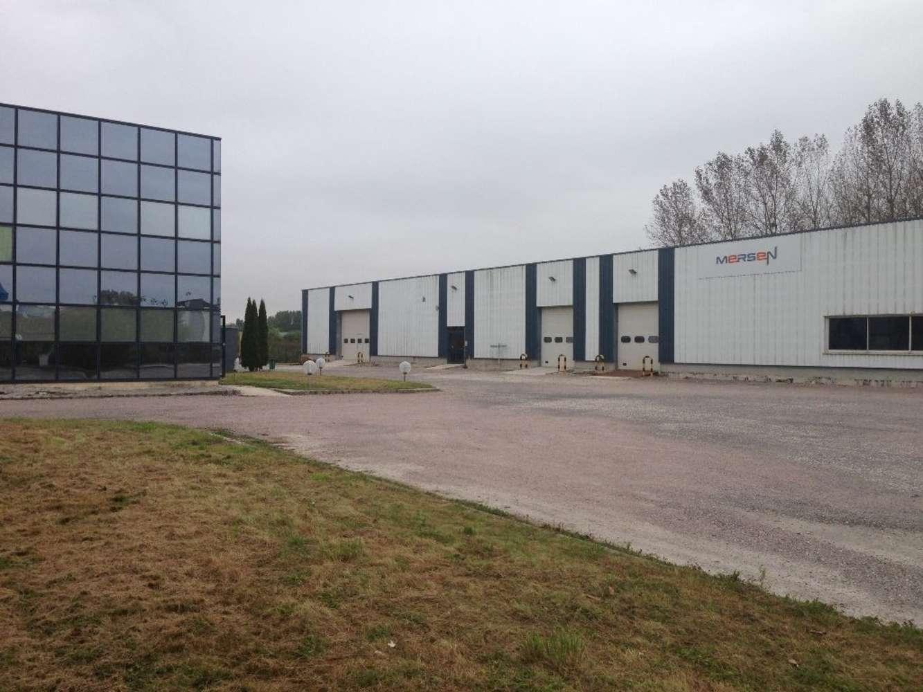Activités/entrepôt Provins, 77160 - 1 CHEMIN DES PRES DE LA COMTESSE - 9466289
