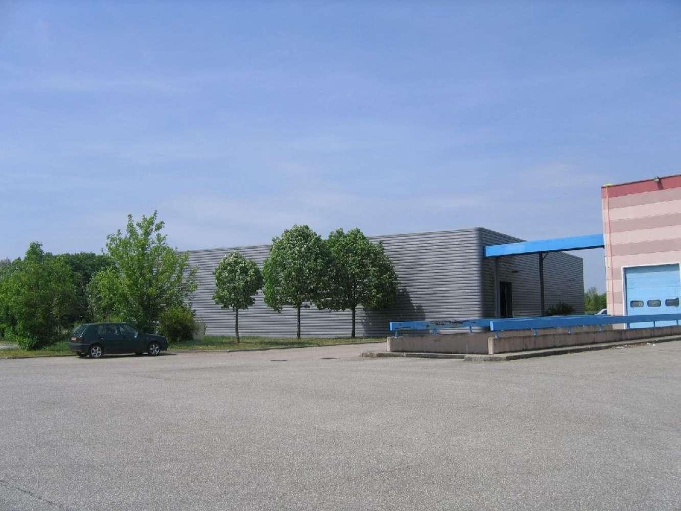 Activités/entrepôt Blyes, 01150 - Location entrepot Lyon Nord - Ain (01) - 9454009