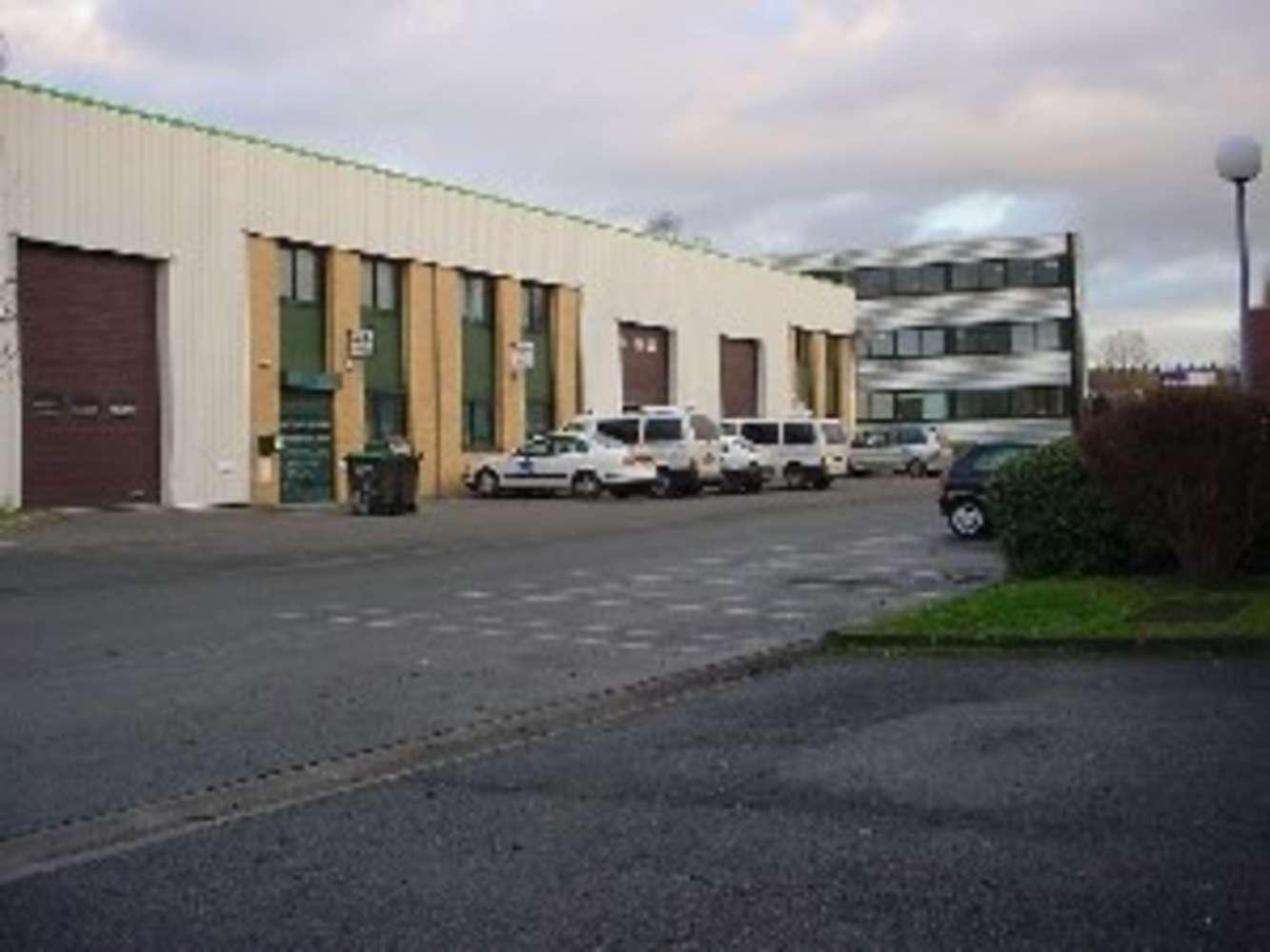 Activités/entrepôt Gonesse, 95500 - PARC DE LA CALARDE - 9464357