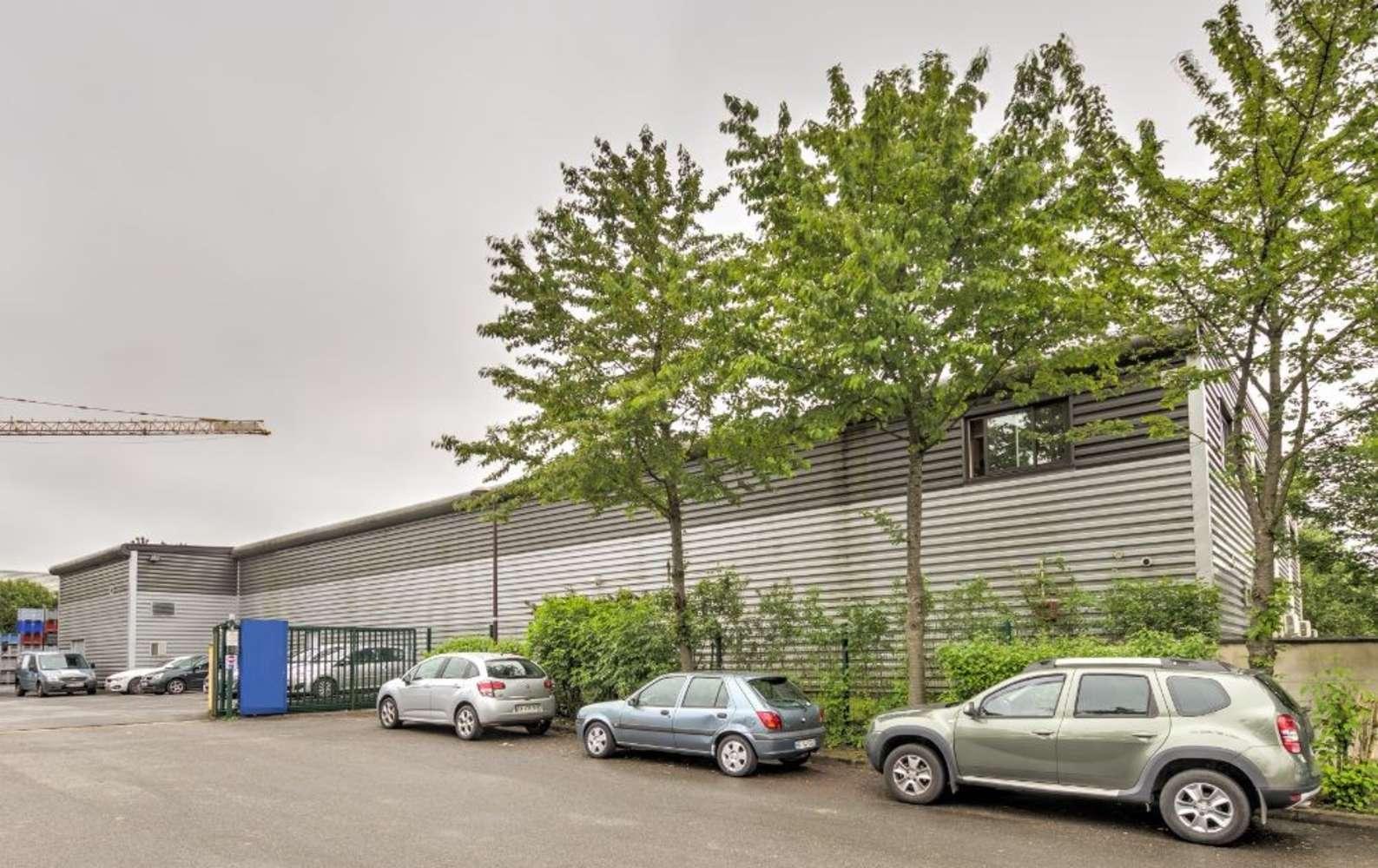 Activités/entrepôt Ferrieres en brie, 77164 - 4 AVENUE JOHN NUTTALL - 9461486