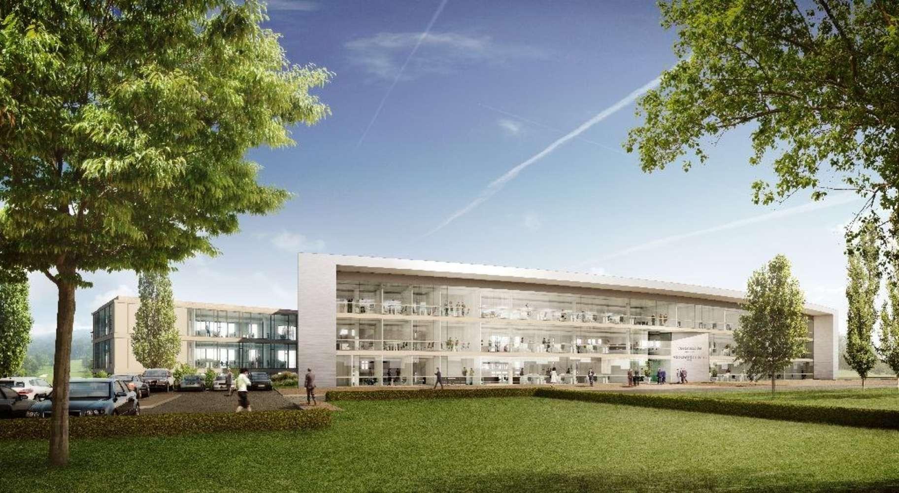 Bureaux Roissy en france, 95700 - PARC MAIL BATIMENT W - 9447978
