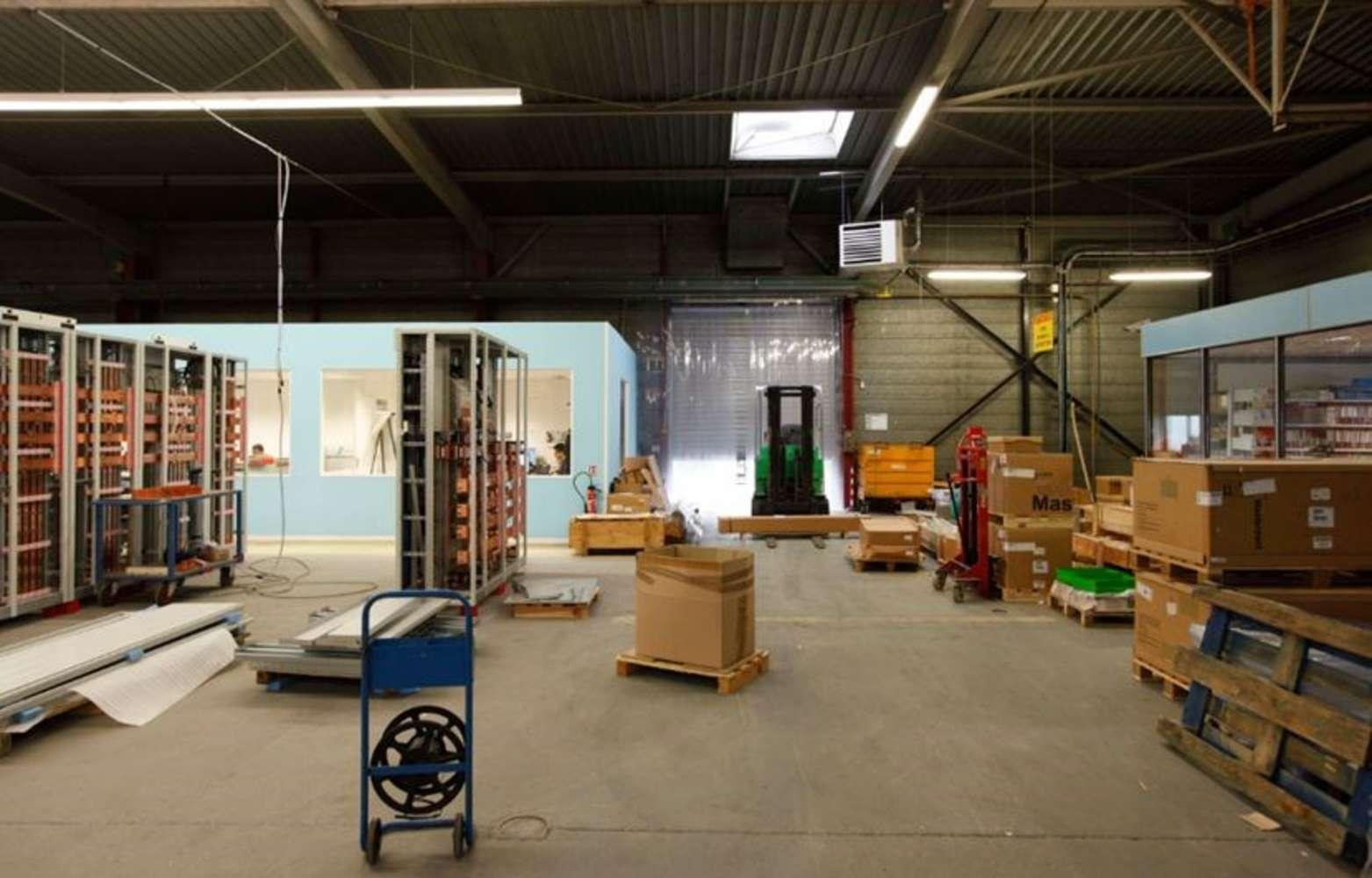 Activités/entrepôt St ouen l aumone, 95310 - ZI DU VERT GALANT - 9461669