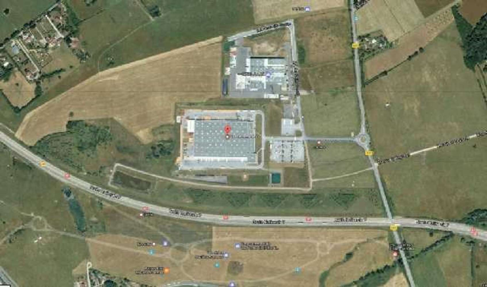 Activités/entrepôt Avermes, 03000 - Entrepôt - Emplacement stratégique (03) - 9467629