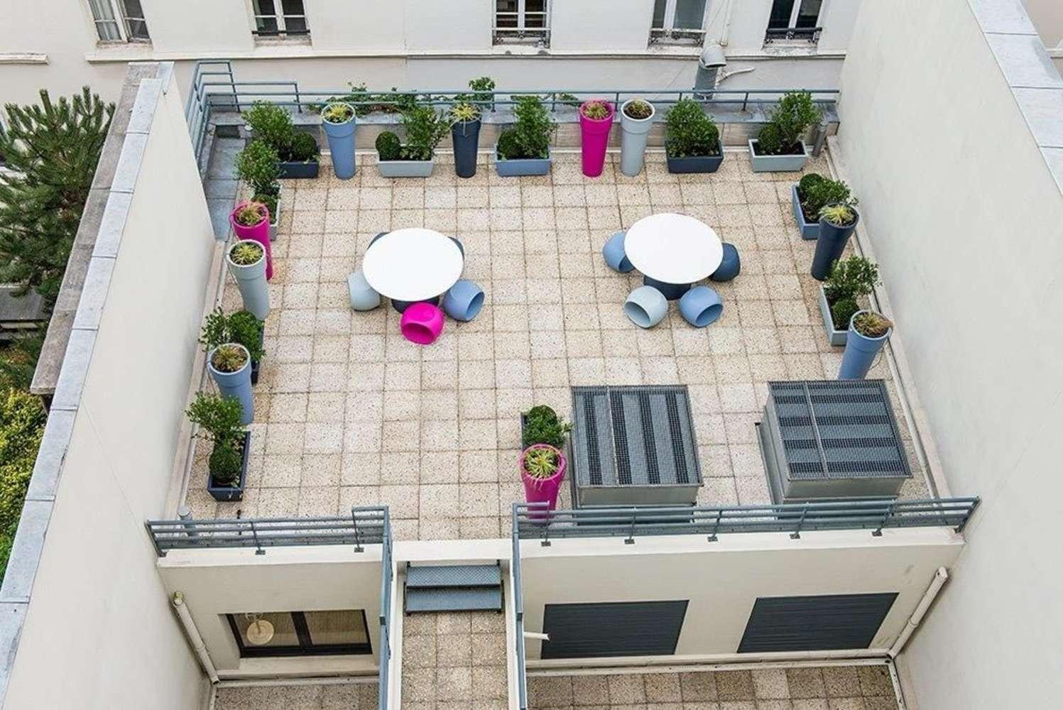 Bureaux Paris, 75017 - CENTRE D'AFFAIRES PARIS BATIGNOLLES - 9466962