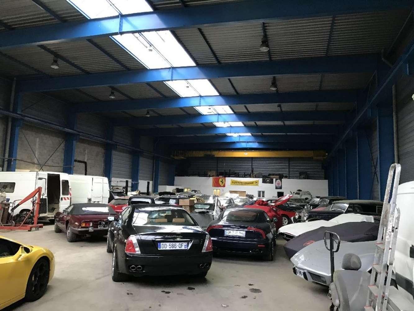 Activités/entrepôt Bondoufle, 91070 - 5 RUE HENRI DUNANT - 9467088