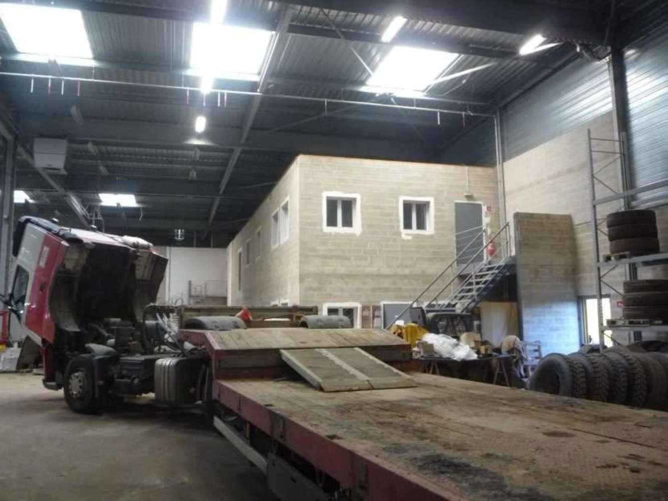 Activités/entrepôt Bailly romainvilliers, 77700 - ZAC DE BAILLY ROMAINVILLIERS - 9462050