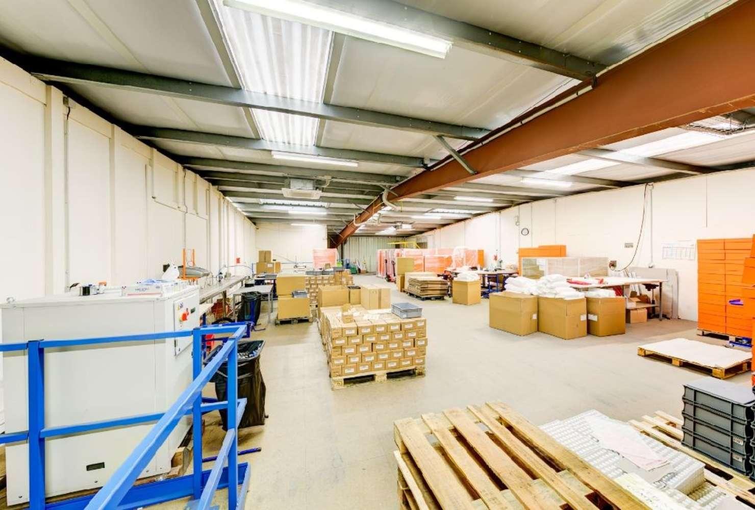 Activités/entrepôt Ferrieres en brie, 77164 - 4 AVENUE JOHN NUTTALL - 9461489