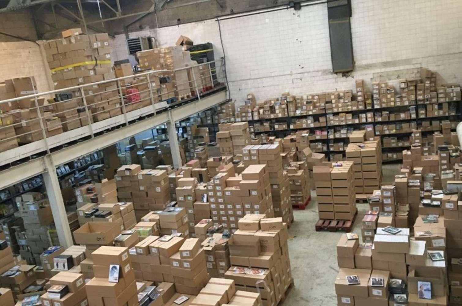 Activités/entrepôt Aubervilliers, 93300 - 104 RUE DU PORT - 9470858