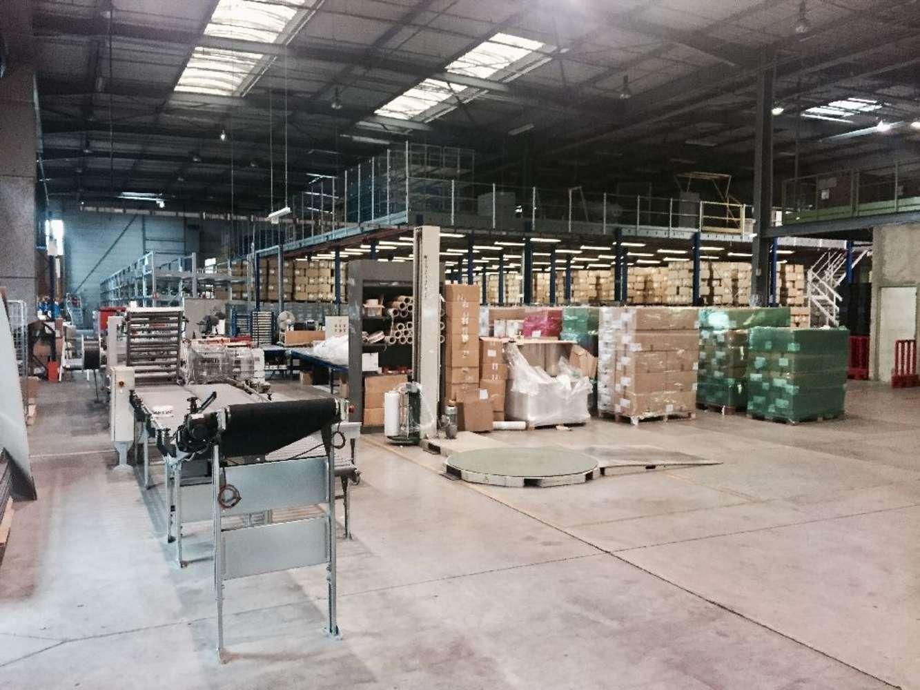 Activités/entrepôt Villefranche sur saone, 69400 - Entrepôt à vendre Lyon Nord Villefranche - 9477848