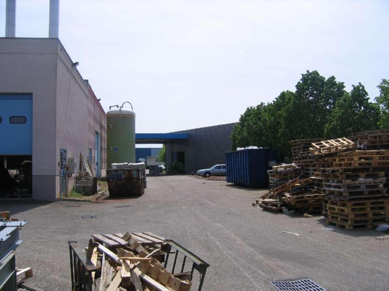 Activités/entrepôt Blyes, 01150 - Location entrepot Lyon Nord - Ain (01) - 9454007