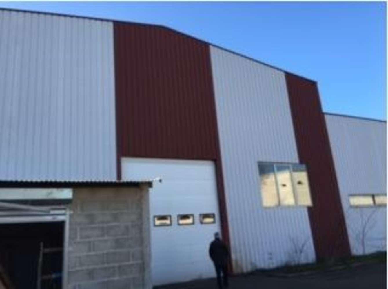 Activités/entrepôt Les mureaux, 78130 - ZI DES GARENNES - 9469284