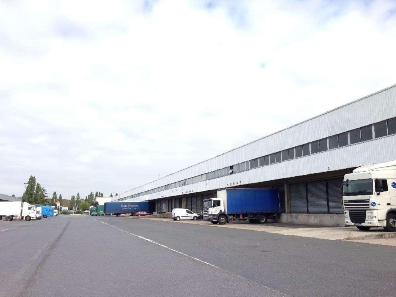 Activités/entrepôt Aulnay sous bois, 93600 - GARONOR EST - 9463831