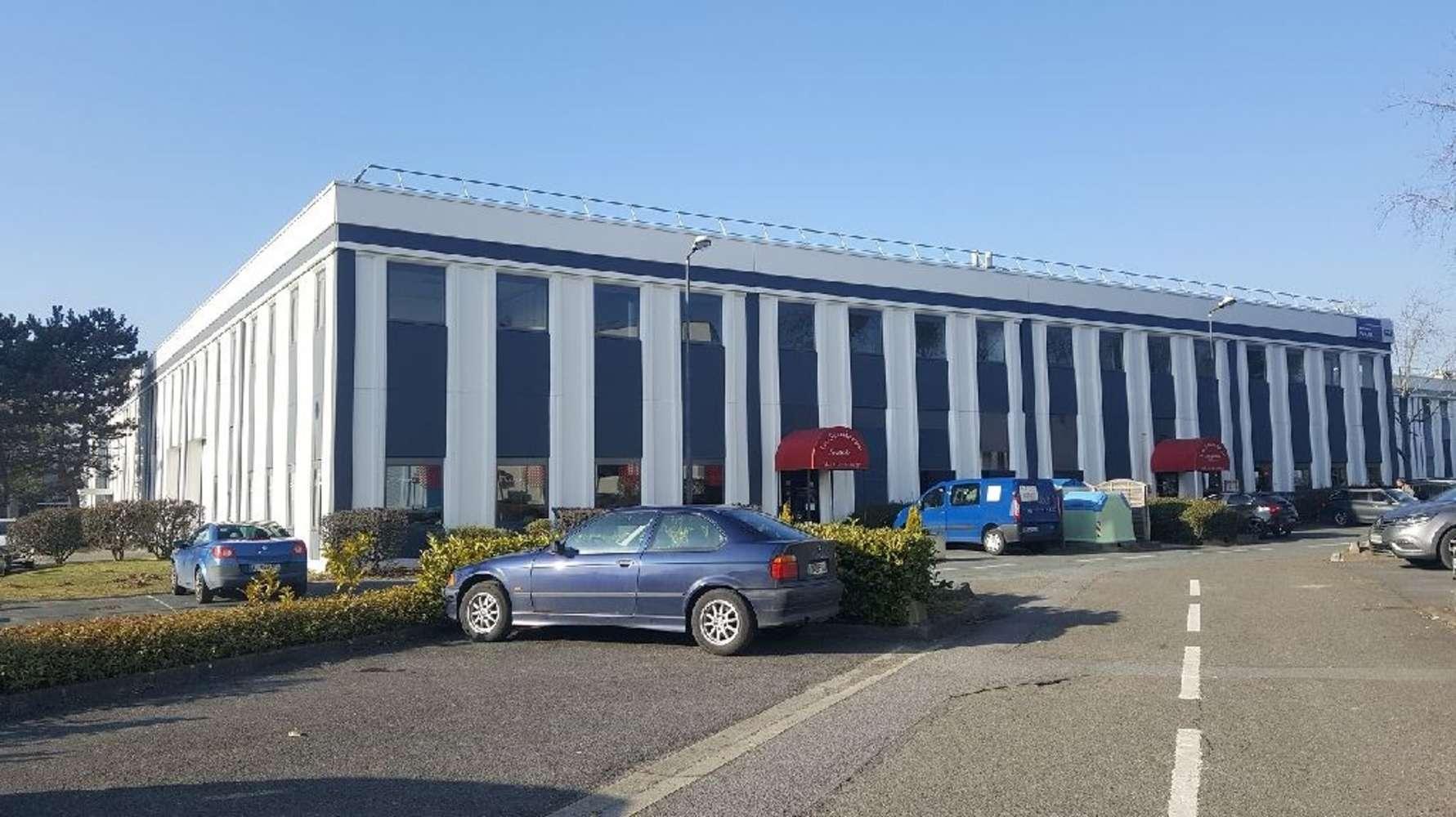 Activités/entrepôt Villebon sur yvette, 91140 - FUSCHIA - 9469178