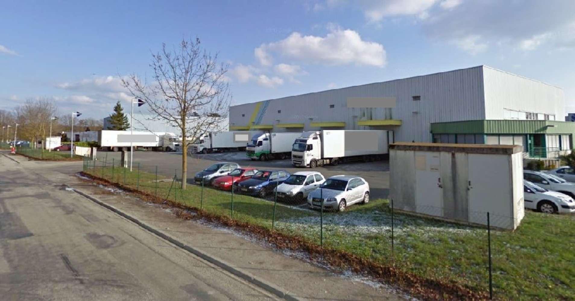Activités/entrepôt Villars les dombes, 01330 - Location entrepot frigorifique Lyon Nord - 9470569