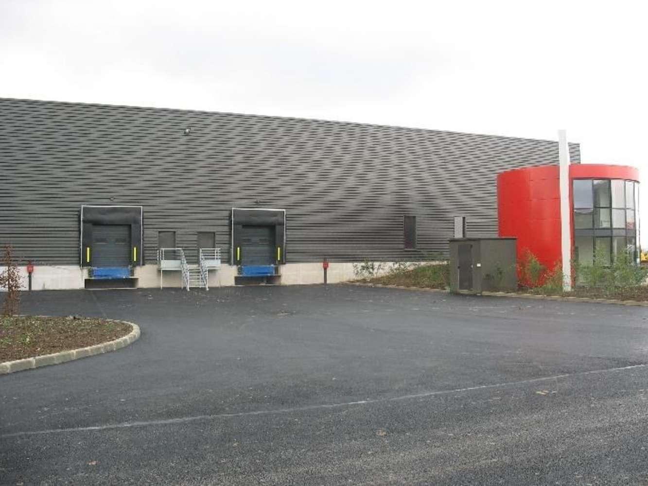 Activités/entrepôt Gonesse, 95500 - SEGRO BUSINESS PARK GONESSE - 9445016