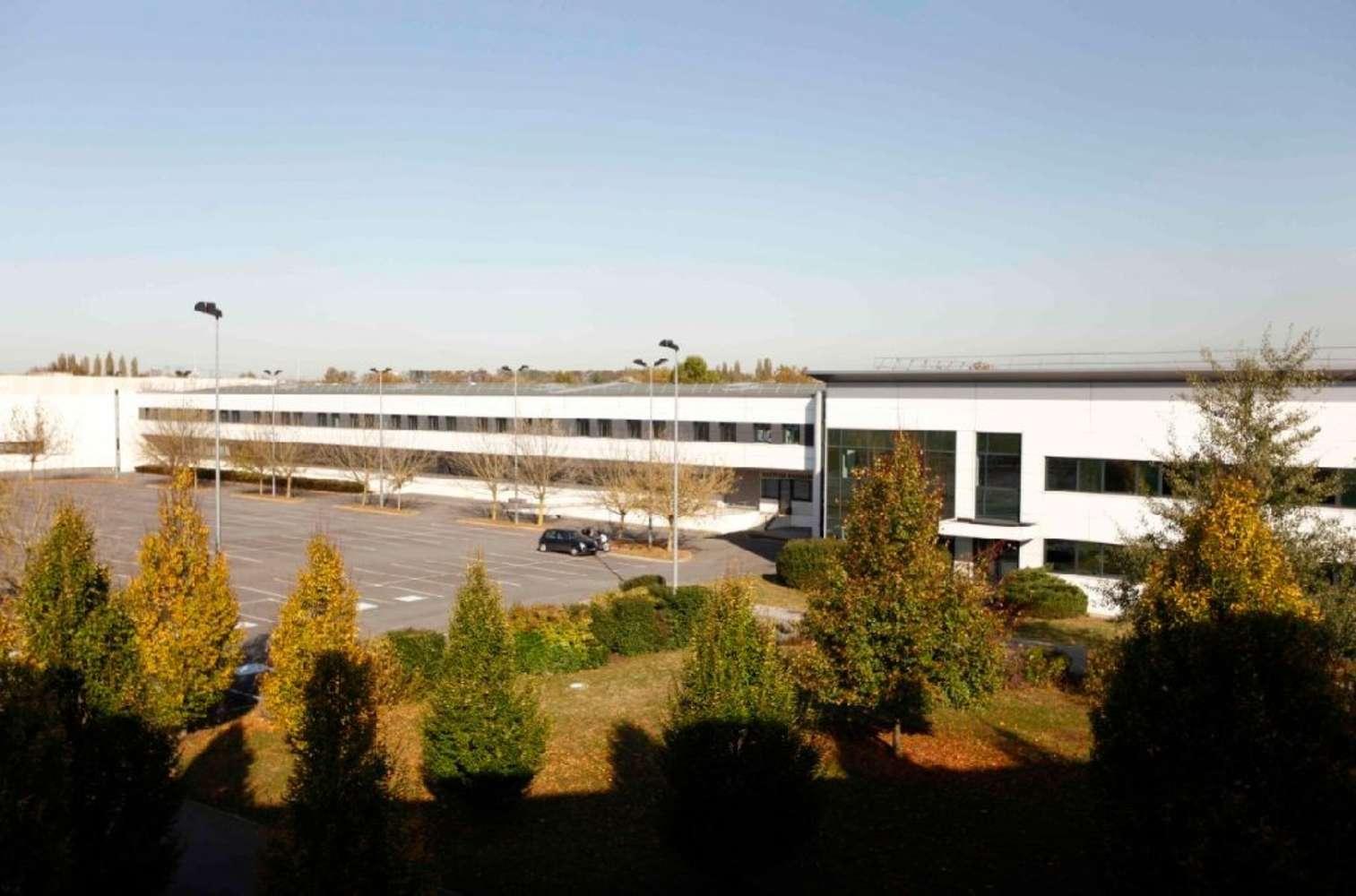 Bureaux Tremblay en france, 93290 - LE PANORAMIQUE - PN2 - 9487323