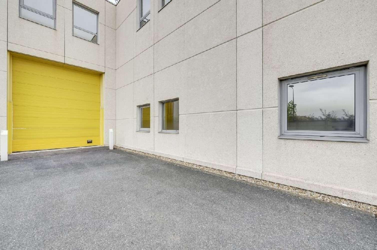 Activités/entrepôt Villeneuve la garenne, 92390 - LE CHANTERAINE - 9496569