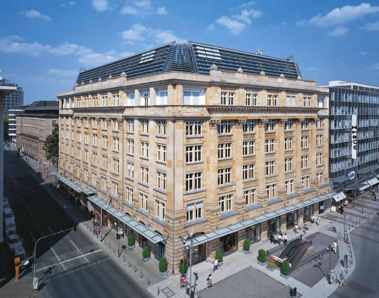 Büros Frankfurt am main, 60313 - Büro - Frankfurt am Main, Innenstadt - F0773 - 9499397