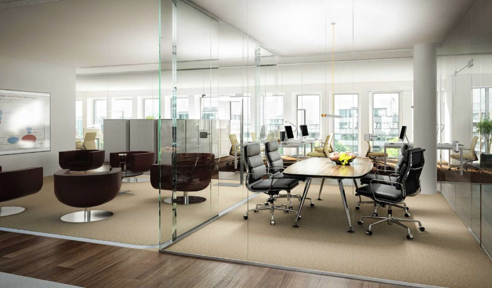 Büros Hamburg, 20457 - Büro - Hamburg, Hamburg-Altstadt - H1323 - 9501284