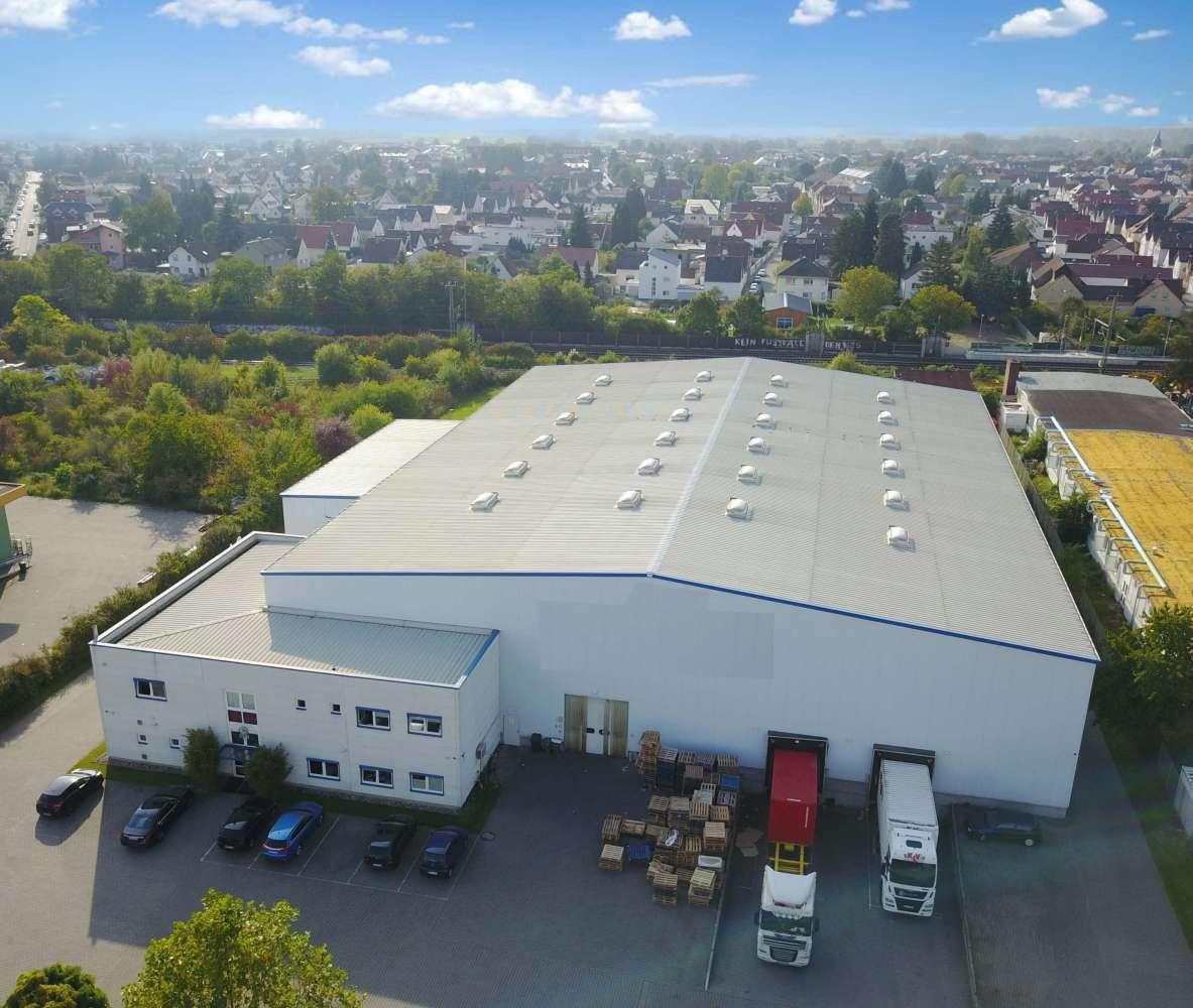 Hallen Biebesheim am rhein, 64584 - Halle - Biebesheim am Rhein - F1985 - 9501304
