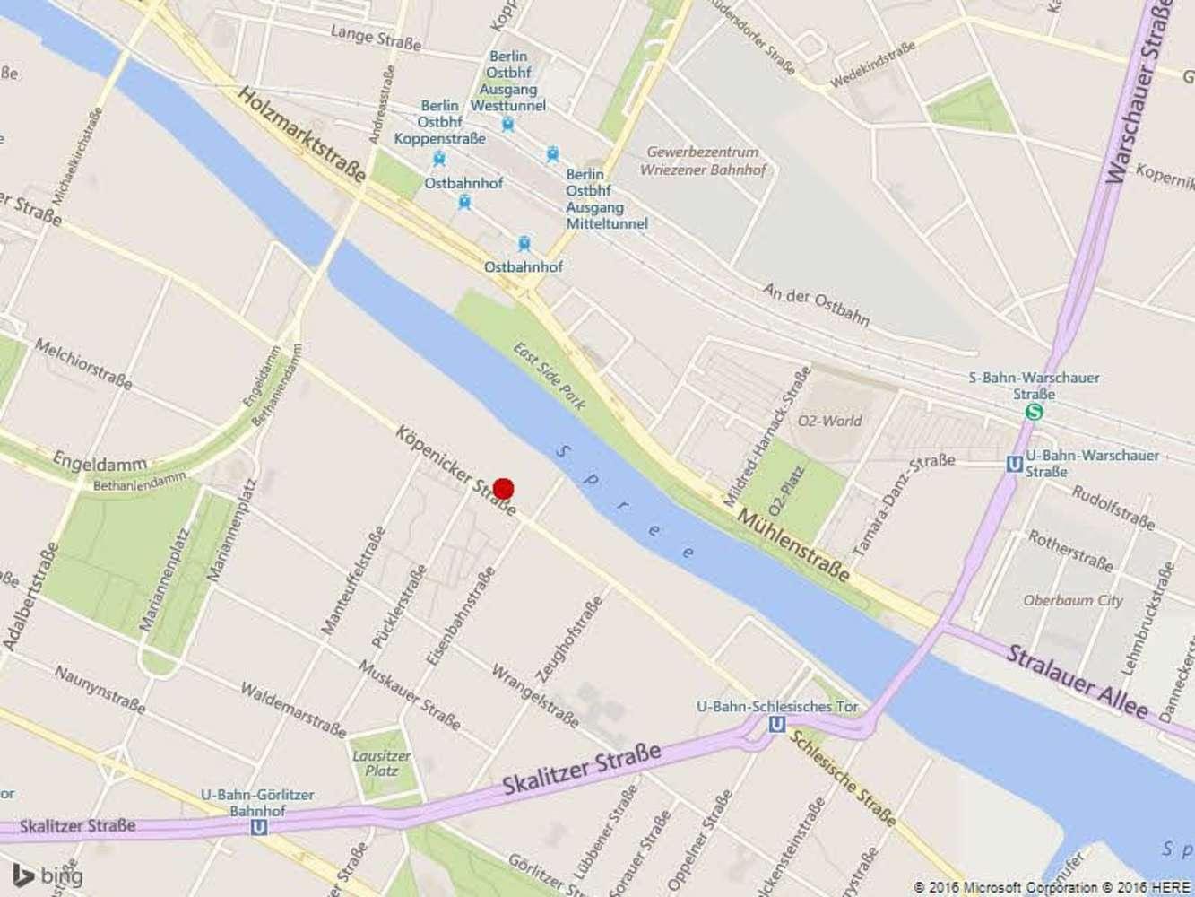 Büros Berlin, 10997 - Büro - Berlin, Kreuzberg - B0864 - 9508191