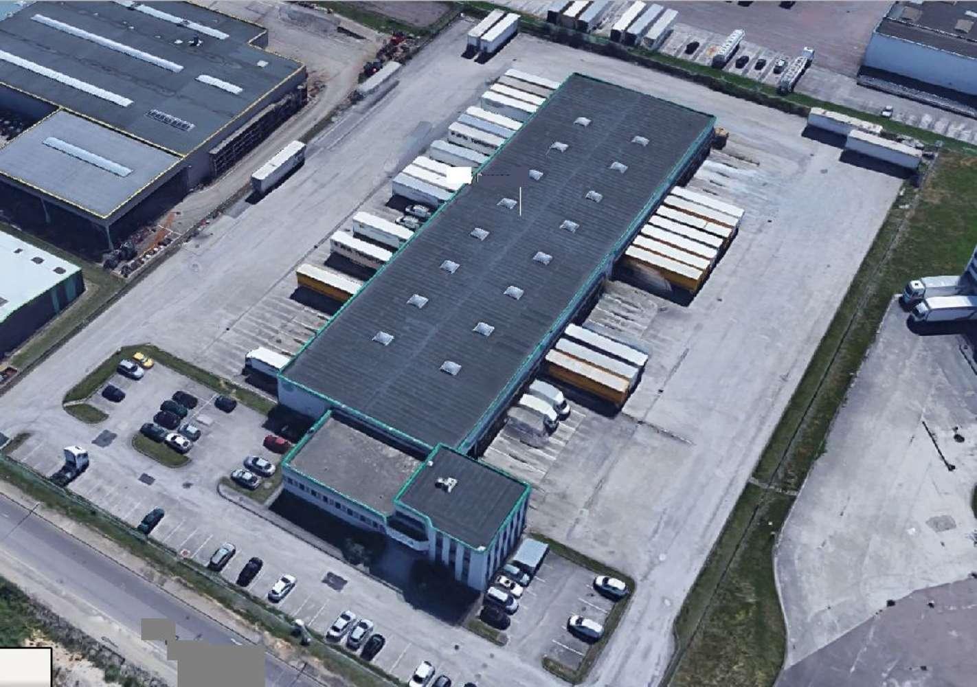 Plateformes logistiques Longvic, 21600 - Location bâtiment de messagerie - Dijon - 9508338