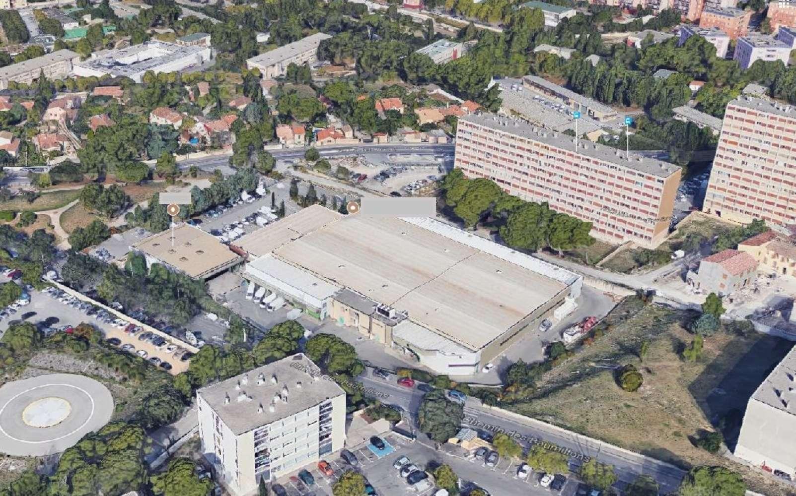 Plateformes logistiques Marseille, 13015 - ENTREPOT A VENDRE MARSEILLE (13) - 9509131