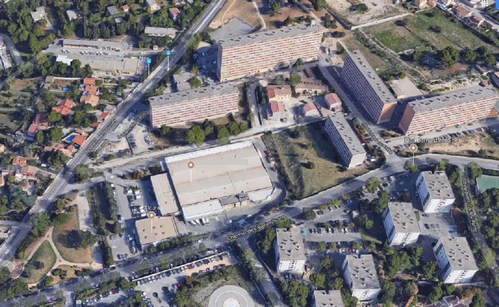 Plateformes logistiques Marseille, 13015 - ENTREPOT A VENDRE MARSEILLE (13) - 9509132