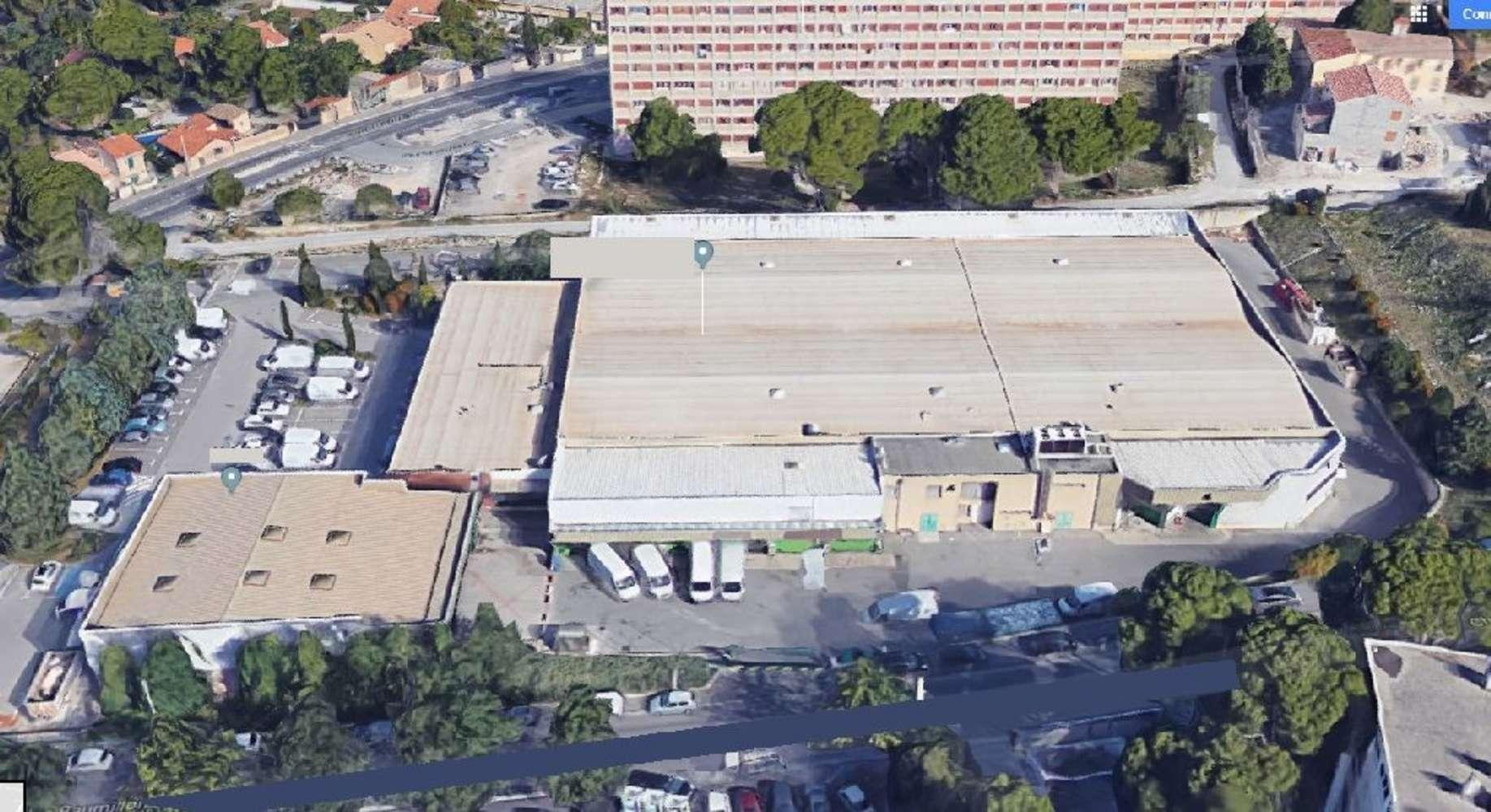 Plateformes logistiques Marseille, 13015 - ENTREPOT A VENDRE MARSEILLE (13) - 9509331