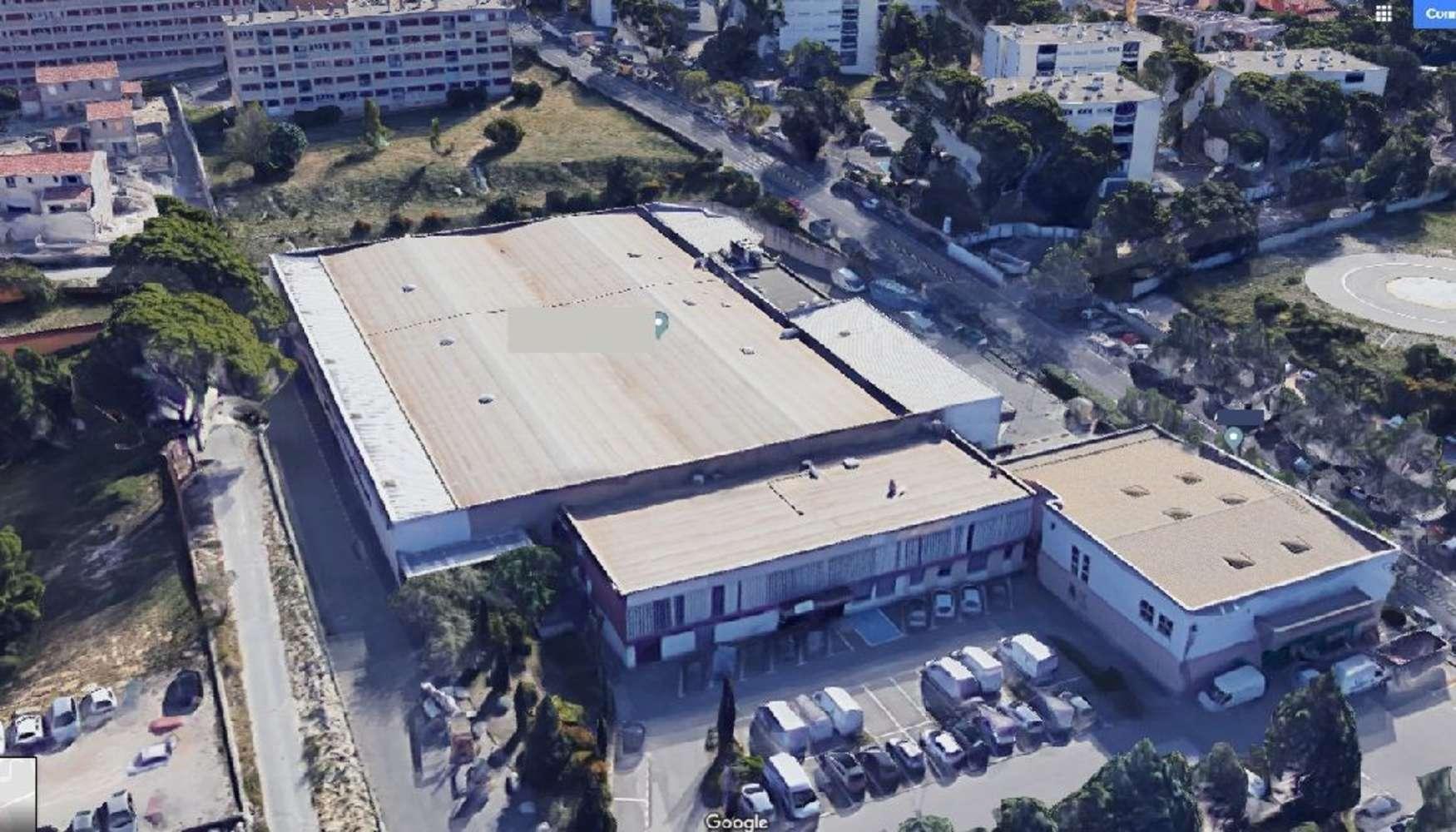 Plateformes logistiques Marseille, 13015 - ENTREPOT A VENDRE MARSEILLE (13) - 9509332