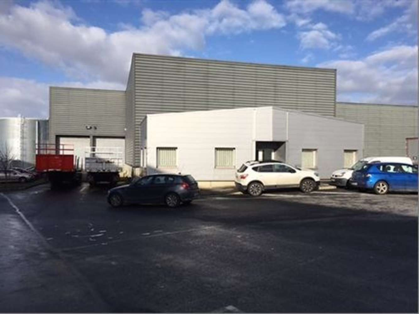 Activités/entrepôt Le thillay, 95500 - 1 RUE JACQUES ROBERT - 9509365