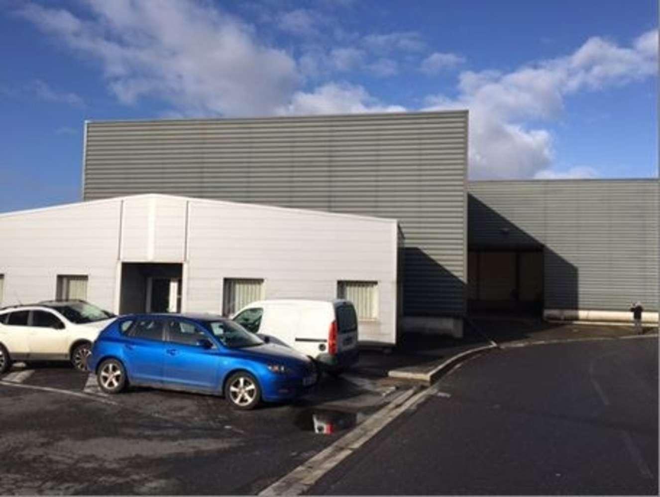 Activités/entrepôt Le thillay, 95500 - 1 RUE JACQUES ROBERT - 9509368
