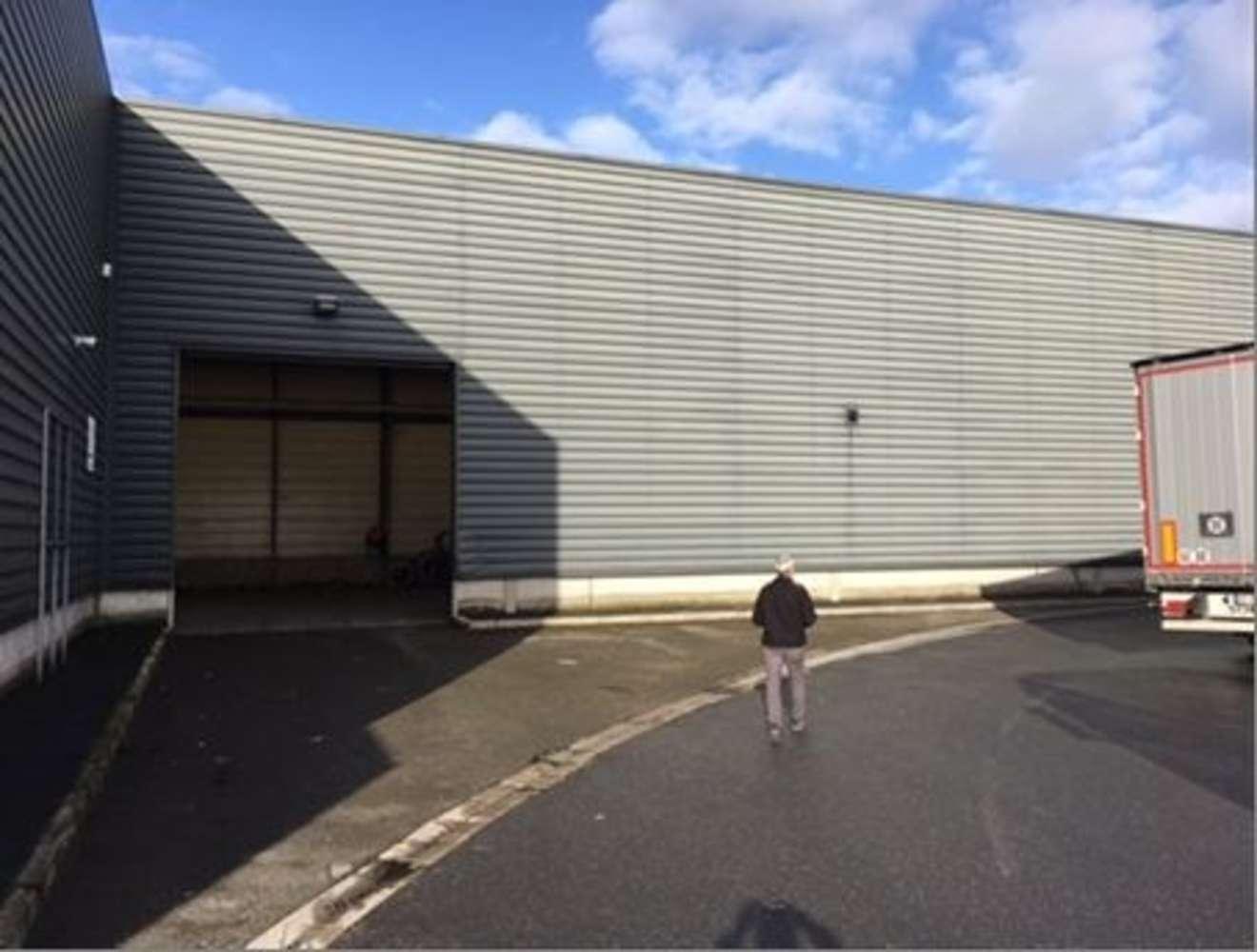 Activités/entrepôt Le thillay, 95500 - 1 RUE JACQUES ROBERT - 9509369