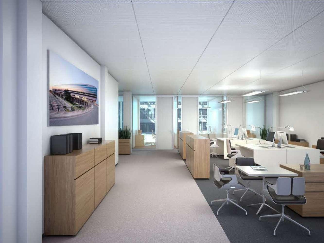 Büros Frankfurt am main, 60549 - Büro - Frankfurt am Main, Flughafen - F2320 - 9510644