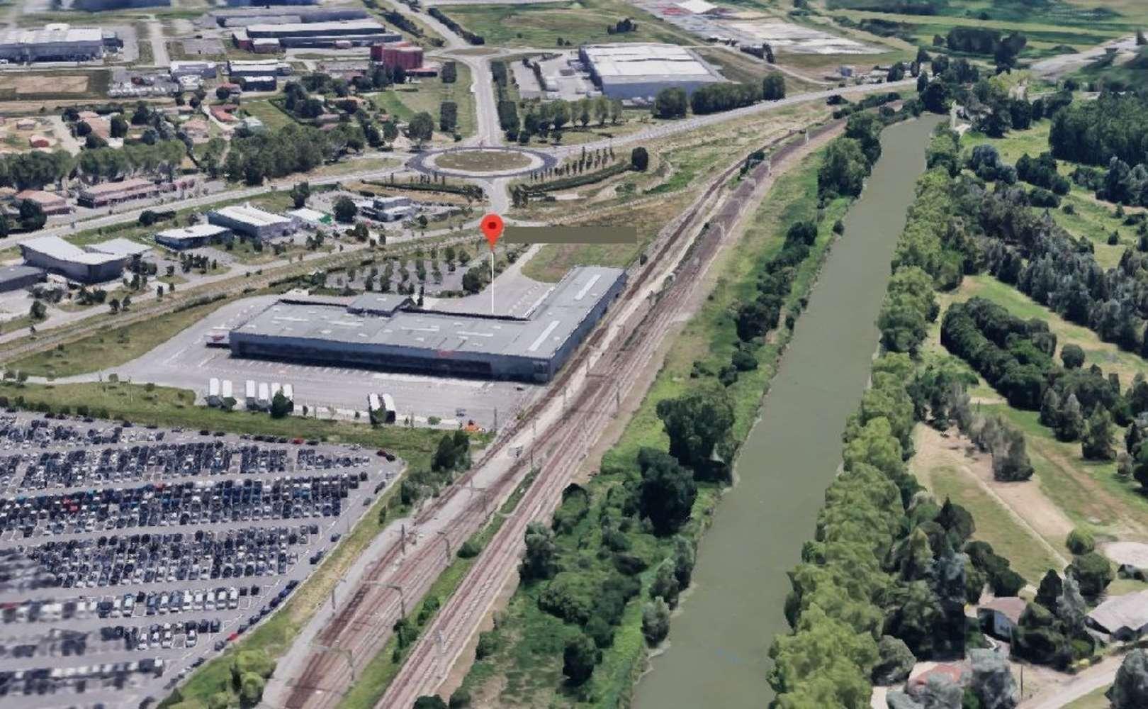 Plateformes logistiques Castelnau d estretefonds, 31620 - Messagerie à louer / à vendre - Toulouse - 9513273