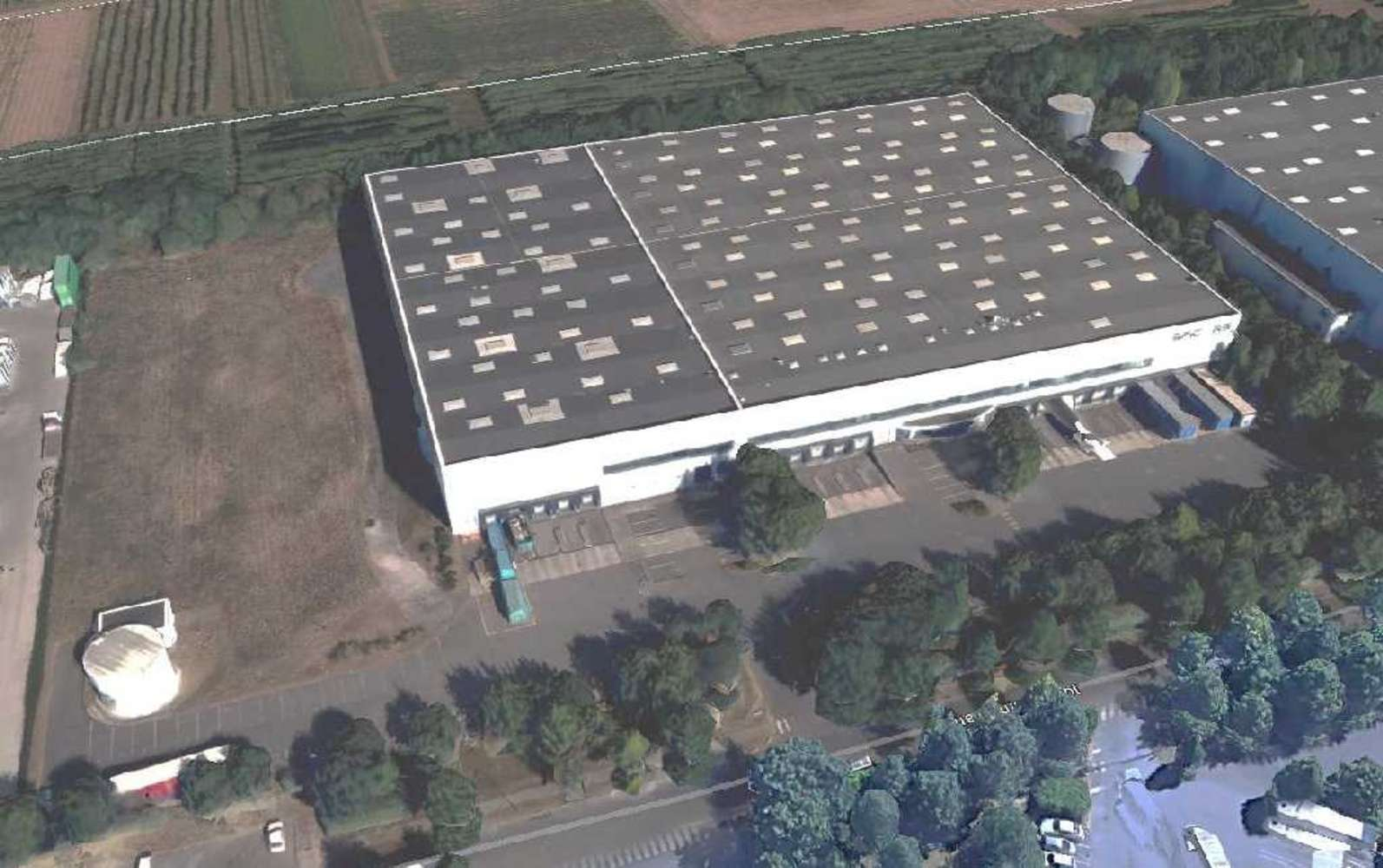 Plateformes logistiques Compans, 77290 - 5 RUE LOUIS BLERIOT - 9513524