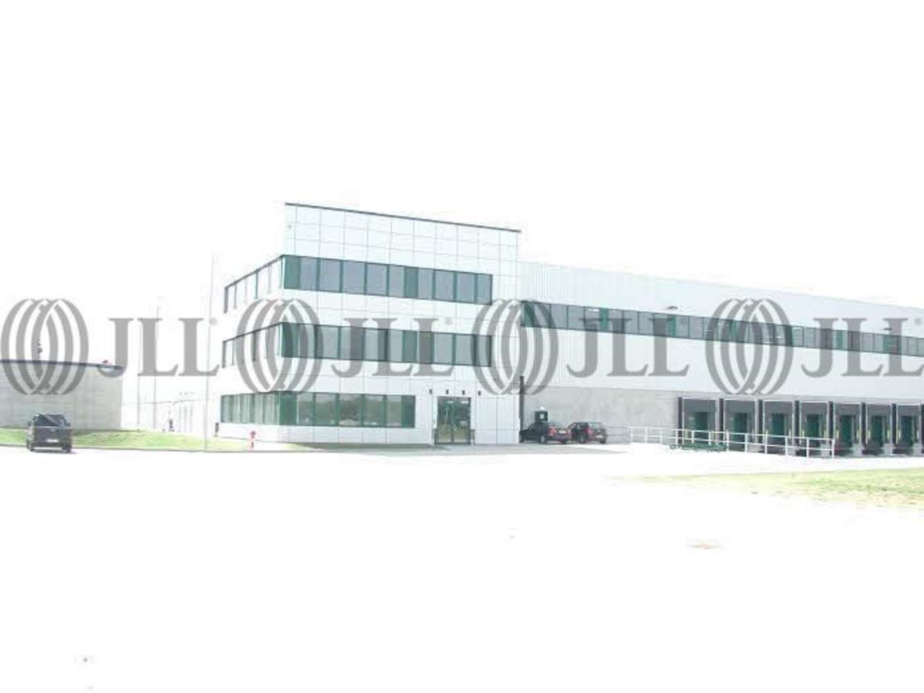 Hallen Krefeld, 47807 - Halle - Krefeld, Fischeln - D0180 - 9515984