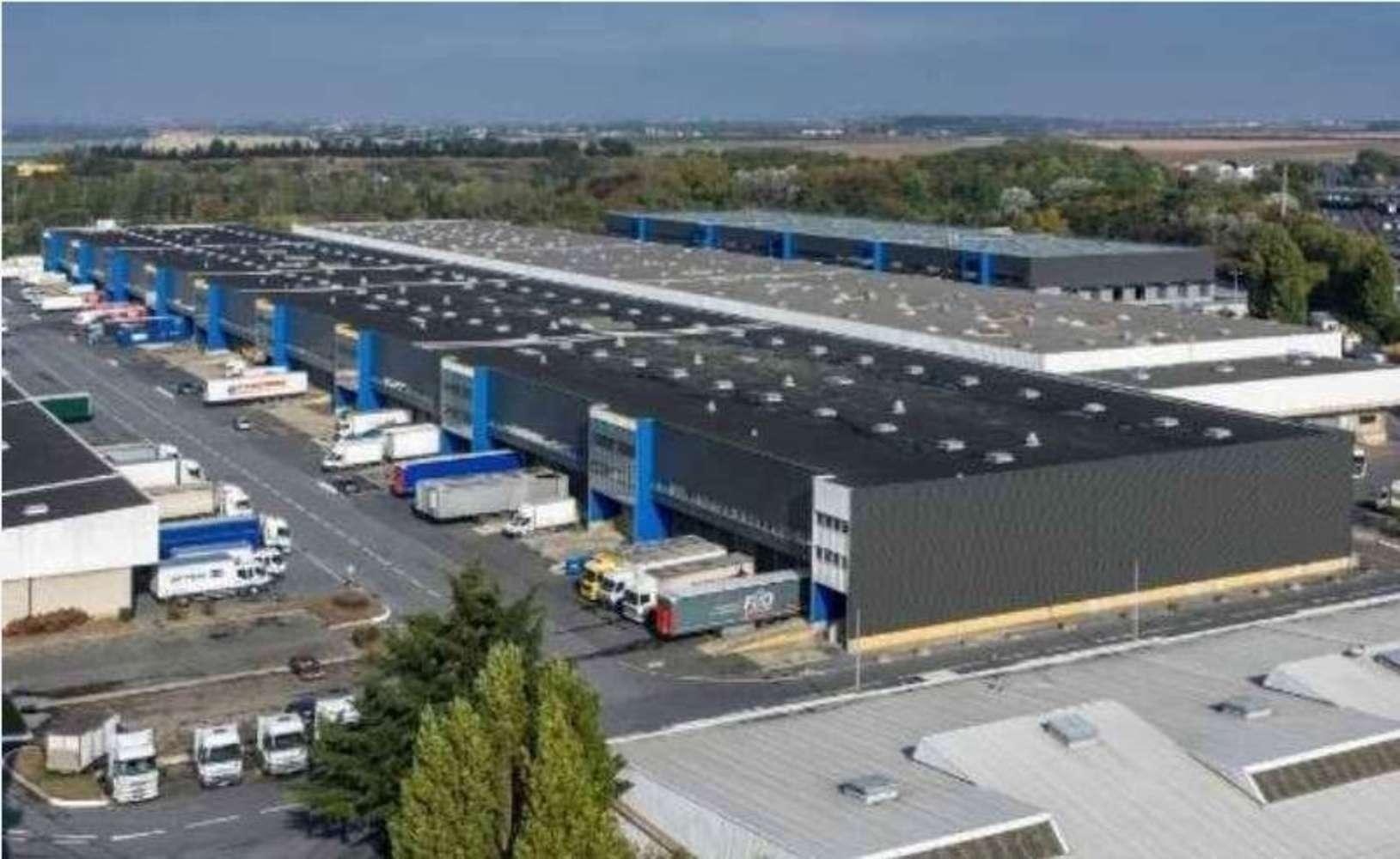 Activités/entrepôt Aulnay sous bois, 93600 - GARONOR EST - 9520698