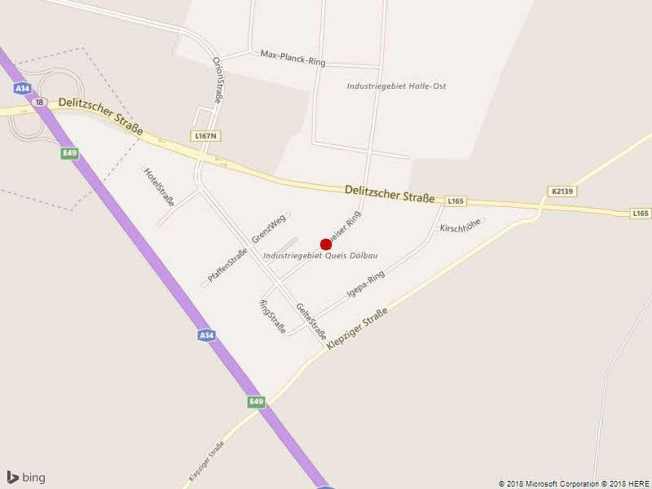 Hallen Landsberg, 06188 - Halle - Landsberg, Queis - B1341 - 9520825