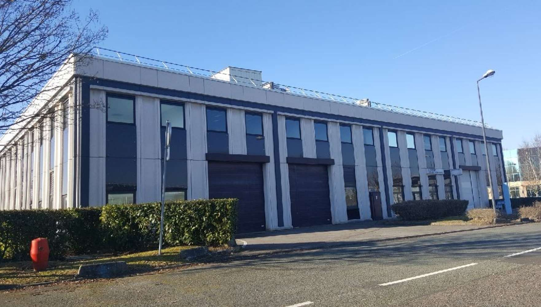 Activités/entrepôt Villebon sur yvette, 91140 - BOUGAINVILLEE - 9520886