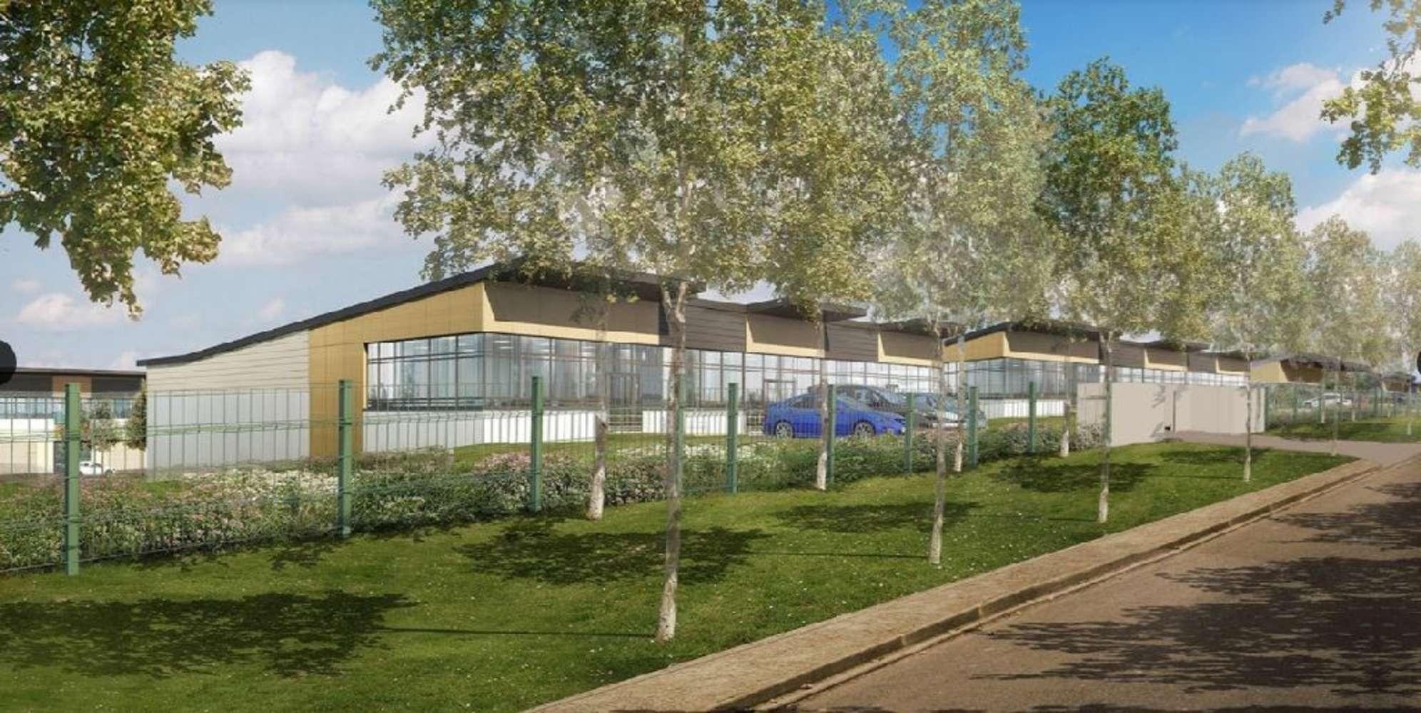 Activités/entrepôt Bussy st georges, 77600 - ZAC LEONARD DE VINCI - 9520975