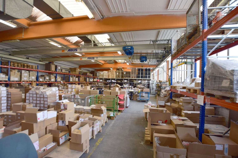 Hallen Bochum, 44866 - Halle - Bochum, Wattenscheid - D2267 - 9527886
