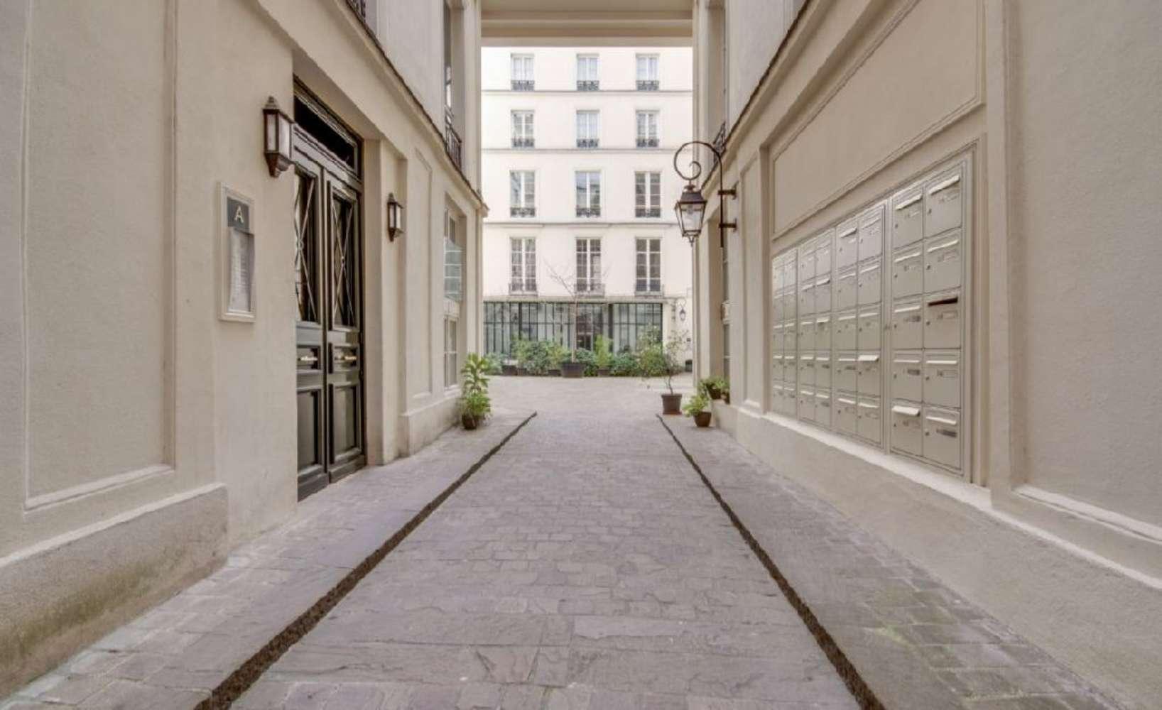 Bureaux Paris, 75001 - 38 RUE CROIX DES PETITS CHAMPS - 9534829
