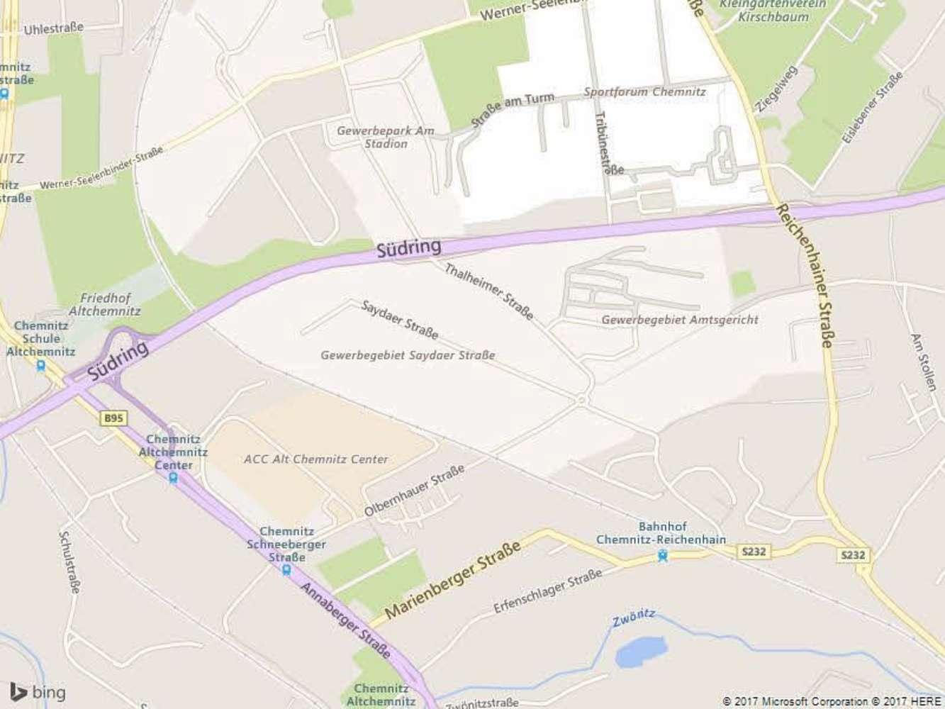Hallen Chemnitz, 09125 - Halle - Chemnitz, Bernsdorf - B1392 - 9536082