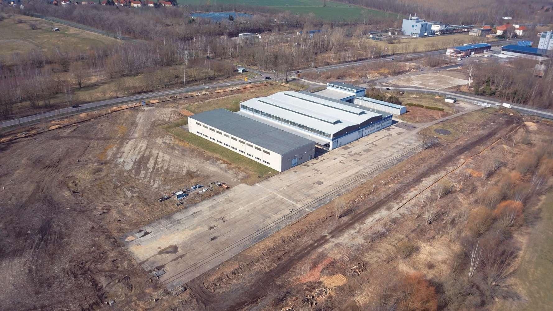 Hallen Markranstädt, 04420 - Halle - Markranstädt, Kulkwitz - B1366 - 9536143