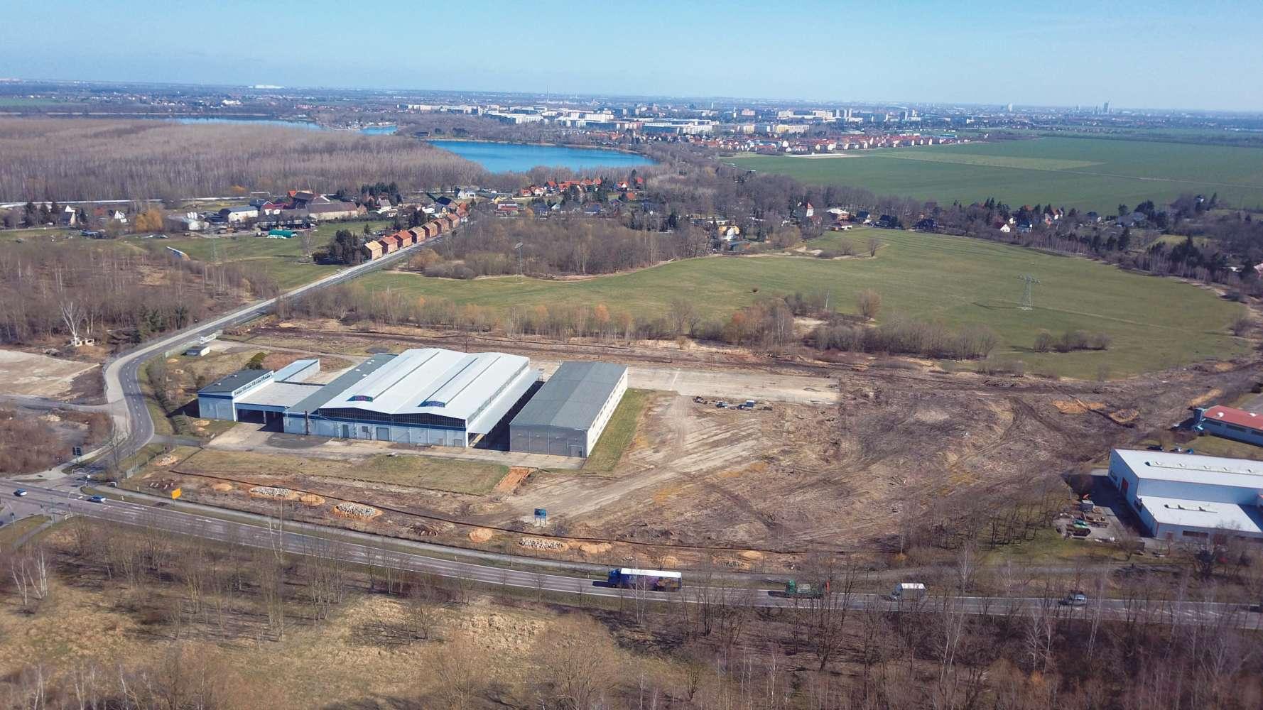 Hallen Markranstädt, 04420 - Halle - Markranstädt, Kulkwitz - B1366 - 9536145