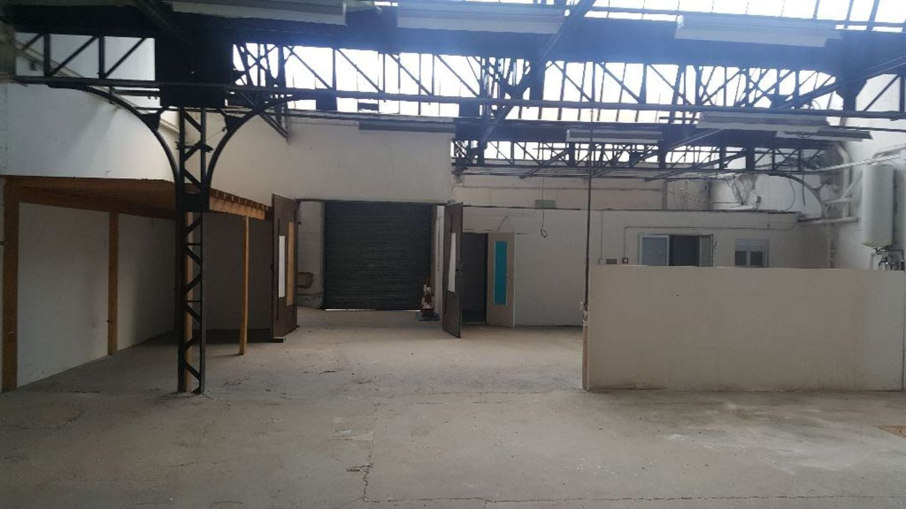 Activités/entrepôt Vitry sur seine, 94400 - 17 RUE DE L'YSER - 9536377