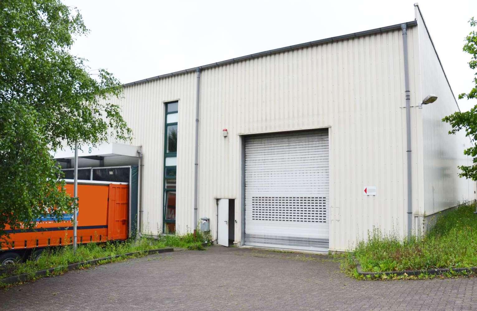 Hallen Warburg, 34414 - Halle - Warburg, Rothenburg - D1079 - 9538080