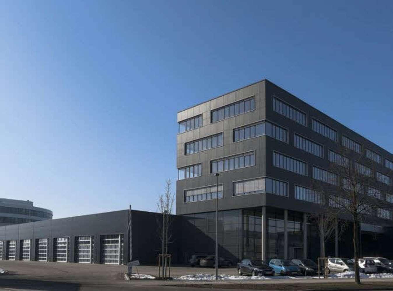 Hallen Augsburg, 86167 - Halle - Augsburg, Lechhausen - M1260 - 9538178