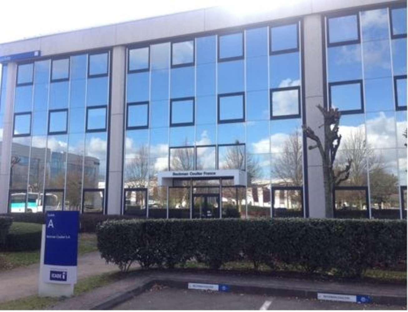 Bureaux Villepinte, 93420 - PARC PARIS NORD 2 - EUCLIDE - 9539198